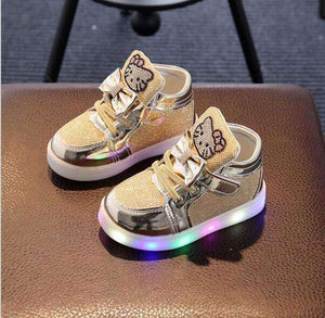 Led Shoes Spring Autumn
