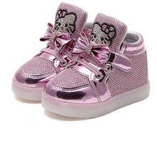 Load image into Gallery viewer, Led Shoes Hello Kitty