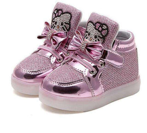 Led Shoes Hello Kitty