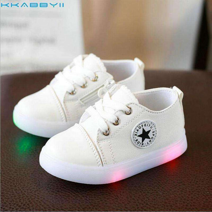 Fashion Children Led Sneakers
