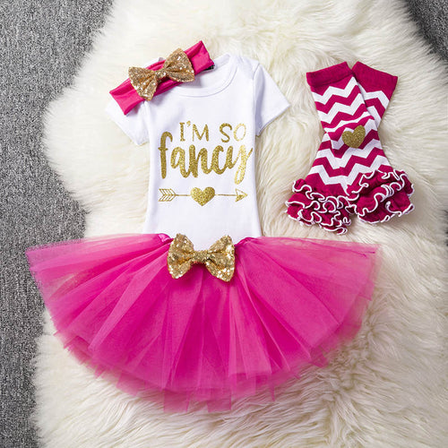 Baby Girls First Birthday Dresses