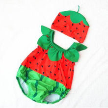 Load image into Gallery viewer, Lovely Watermelon Swimsuit