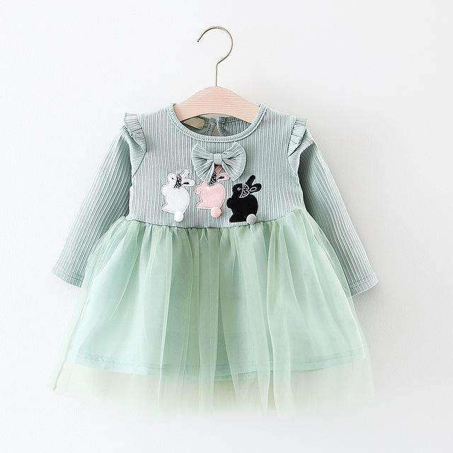 Rabbit Clothing Little Angel Girls