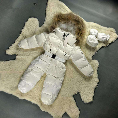 Snowsuit Winter Warm Overalls
