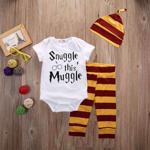 snuggle this muggle 3 set