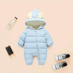 Warm Snowsuit cotton