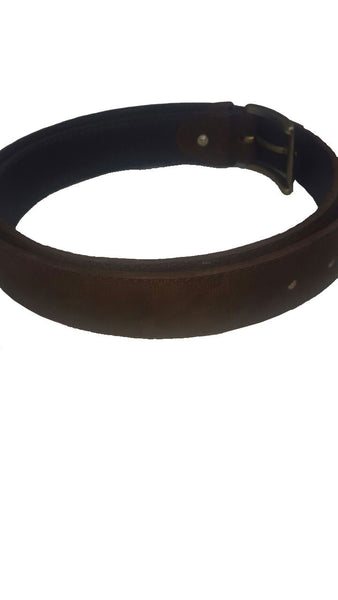 belts for men designer belts leather men's apparel men's fashion in dark brown color