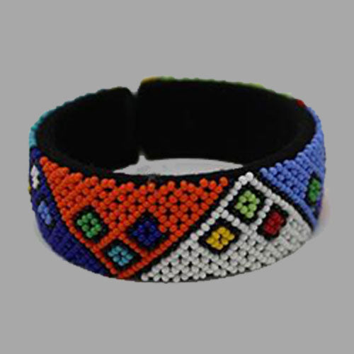 Beaded Bangle   african bangles handmade made in south Africa  tradition for women