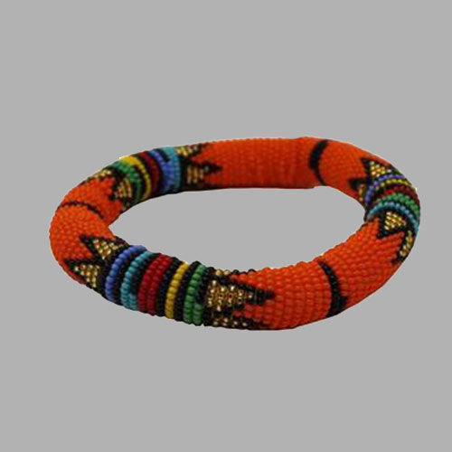 multi color bracelet handmade geometric jewelry  african design  for women and girls