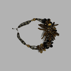 brown coral necklace  jewelry for women and girls south african tradition jewelry