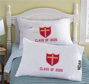 High School Pillowcase (BM)