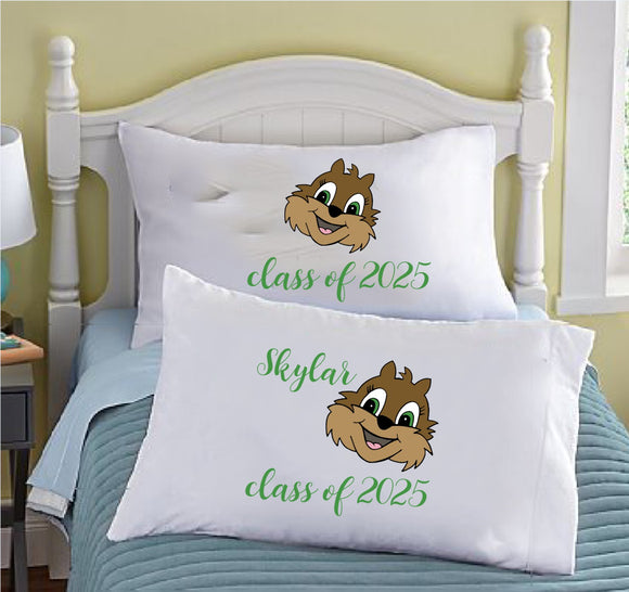 High School Pillowcase (Chapelle)