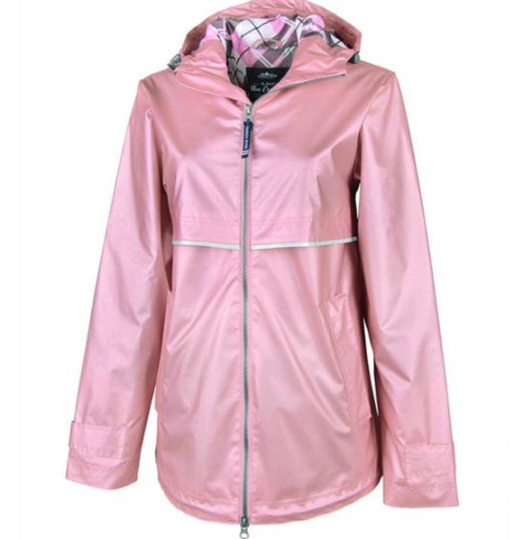 Rose Gold Rain Jacket * exclusive Preorder