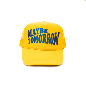 Everyday Hat (YELLOW/IRIDESCENT)