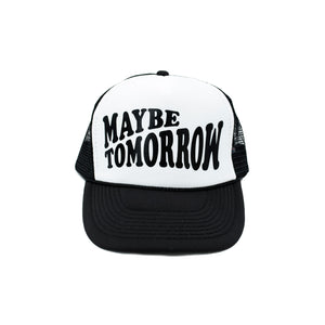 Everyday Hat (WHITE/BLACK)