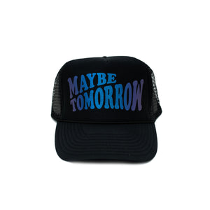 Everyday Hat (BLACK/IRIDESCENT)