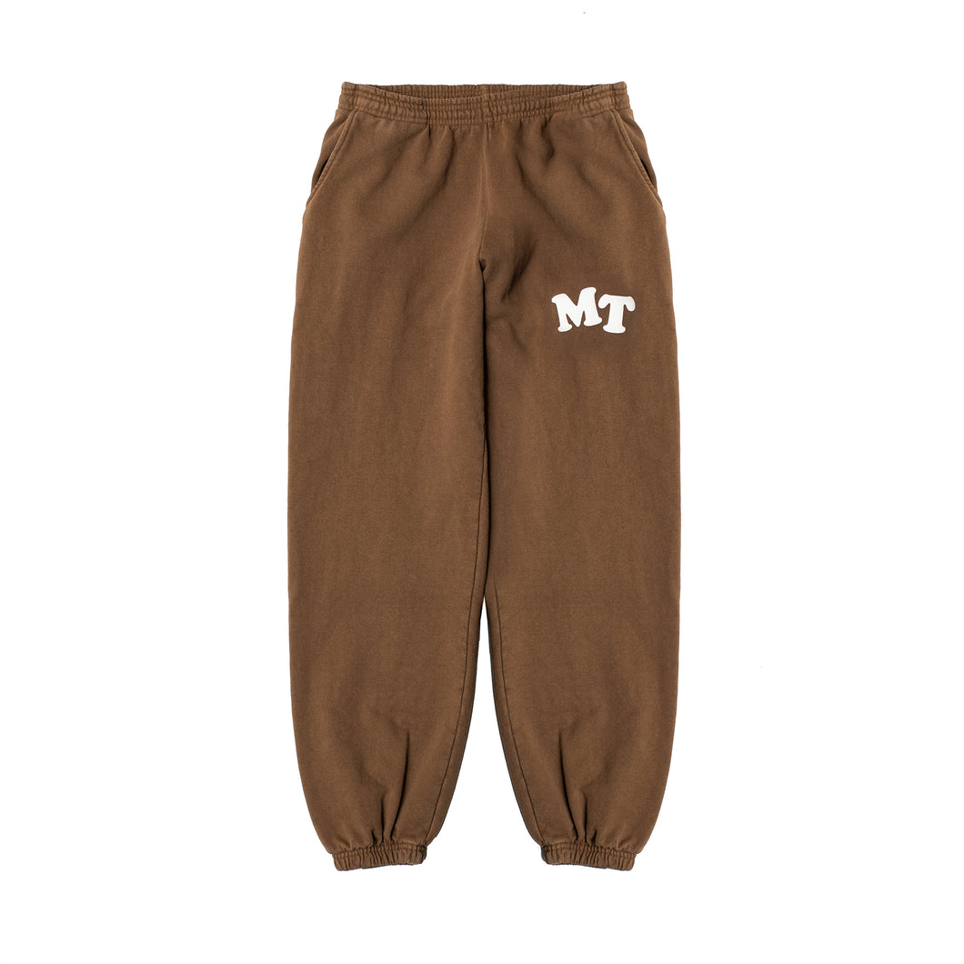 MT Sweatpants (Faded Brown)