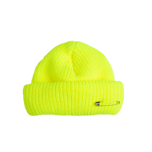 Buster Beanie V2 - Hi-Vis Yellow