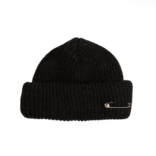 Buster Beanie V2 - Faded Black