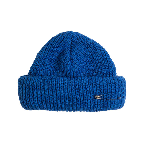 Buster Beanie V2 - Electric Blue