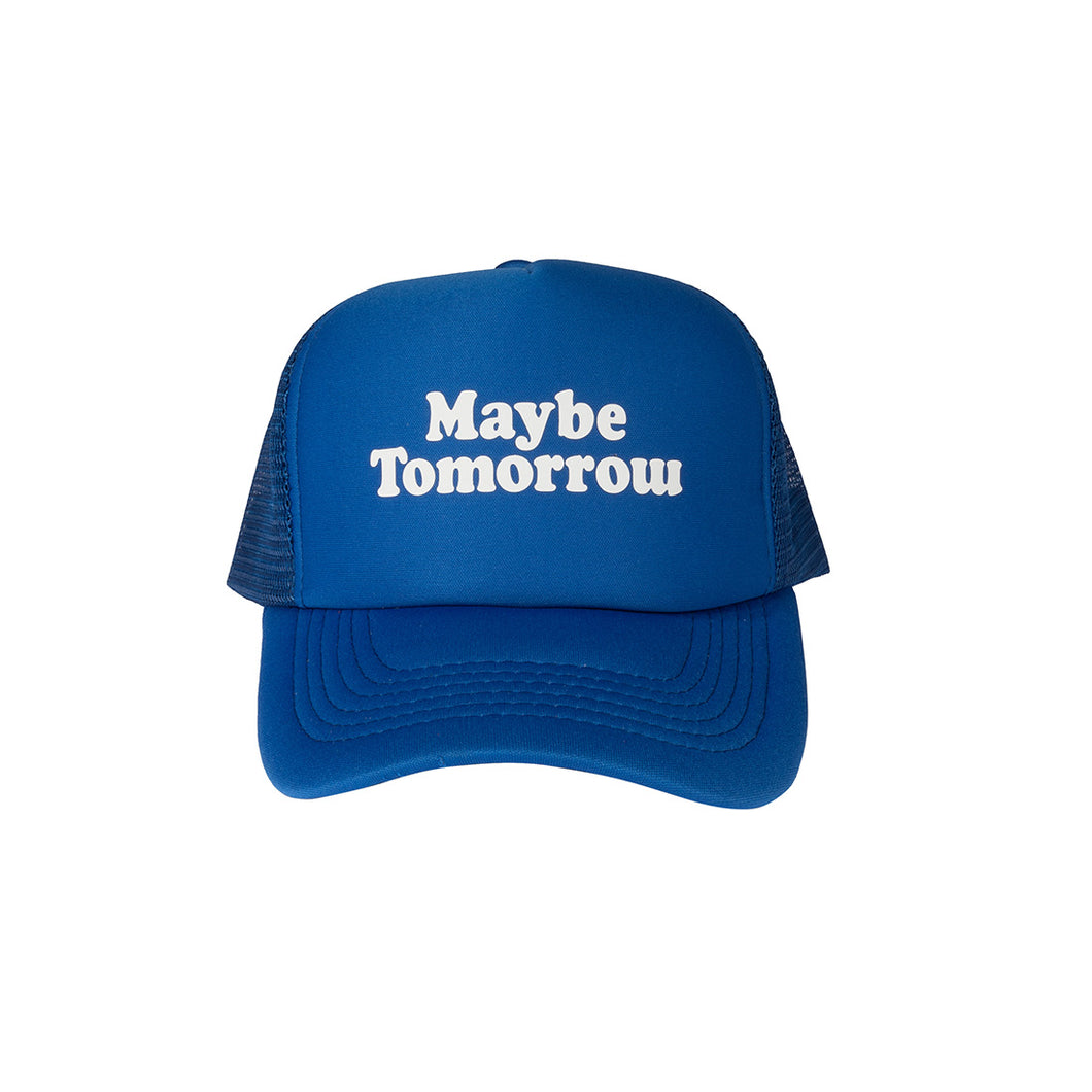 MT Trucker Hat (Blue)