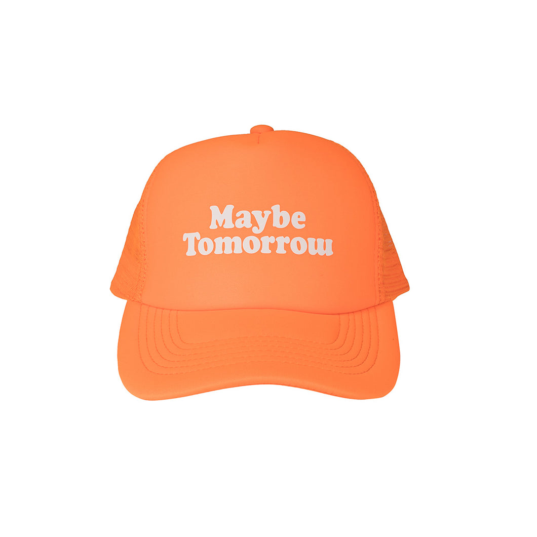 MT Trucker Hat (Orange)