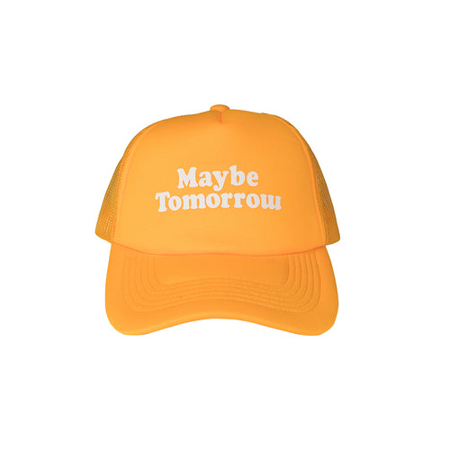 MT Trucker Hat (Yellow)