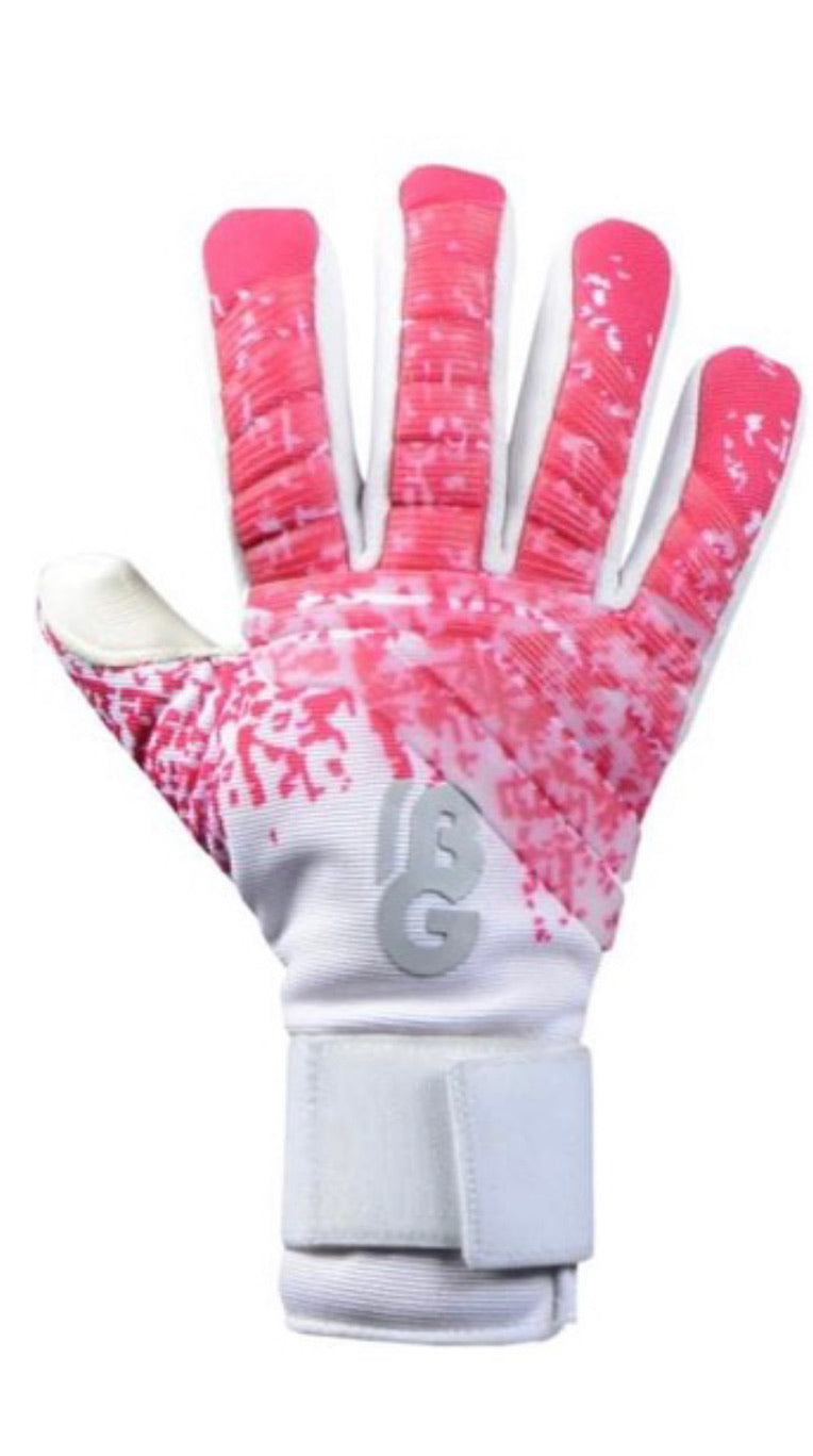 BG- Negative Cut White/Pink