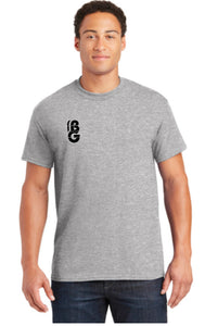 BG- Born to be Great grey tee