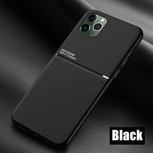 Luxury Magnetic Anti-Shock Case for iPhone 12, 11, X, XR, XS