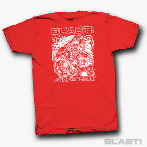 Just added!!!!! BL'AST! Surf & Destroy S/S