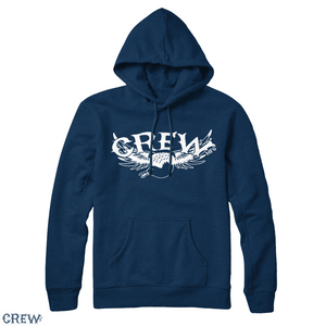 """NEW"" CREWmfg Hoody........."
