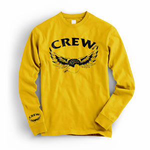New CREWMFG L/S shirt