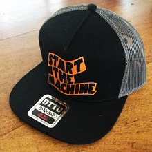 START THE MACHINE Trucker Hat