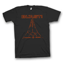 "BL´AST ""It's in my blood!"" S/S BLACK"