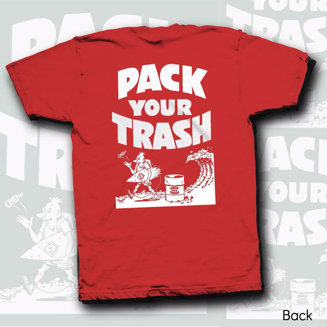 Pack your Trash