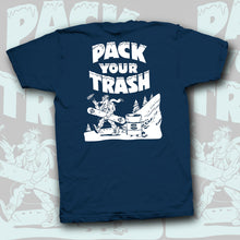 "Pack your Trash ""Snow Geek"" youth s/s"