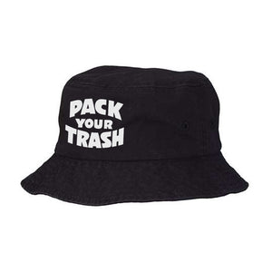 """LOGO""Unstructured Bucket Cap"