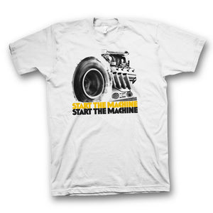 "START THE MACHINE ""DOMINATOR"" s/s"