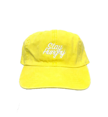 25b4f57194140 Signpainter Dad Hat - Lemon