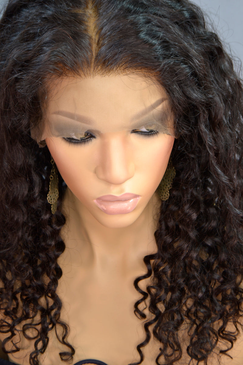 Mya Full Lace Best Wig for Natural Hair