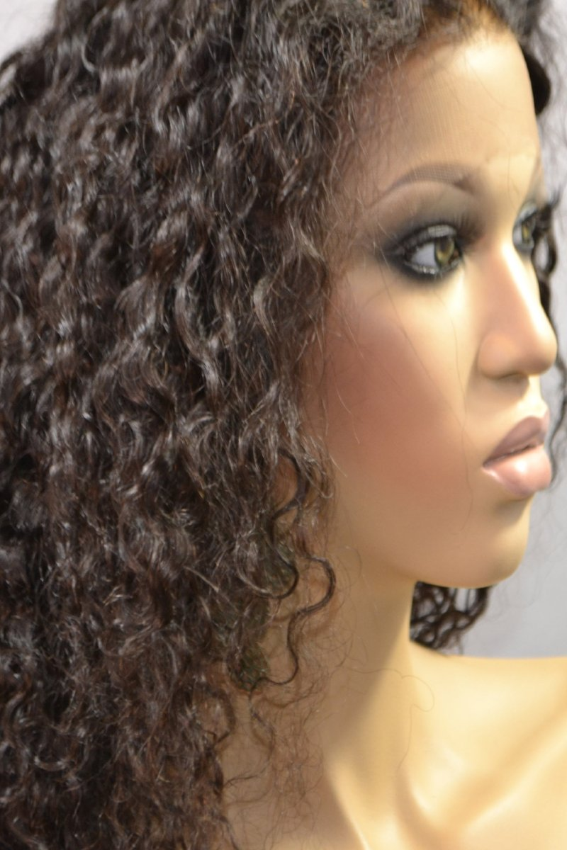 Layla Front Lace Wig