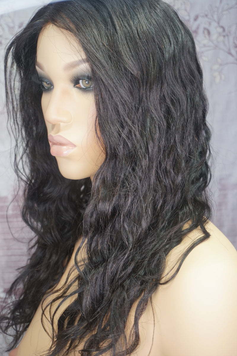 Lana 360 Lace Frontal Wig