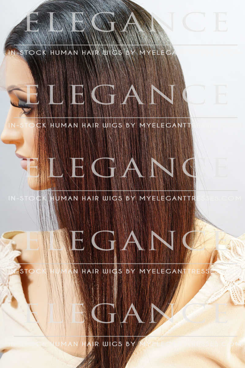 Claudia High Quality Full Lace Wig - My Elegant Tresses - Asian Hair Wigs