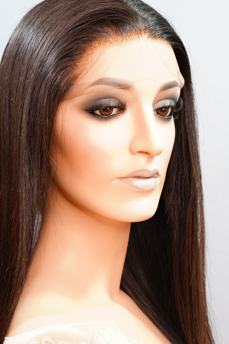 Claudia High Quality Full Lace Wig - My Elegant Tresses - High Quality Human Hair Wigs