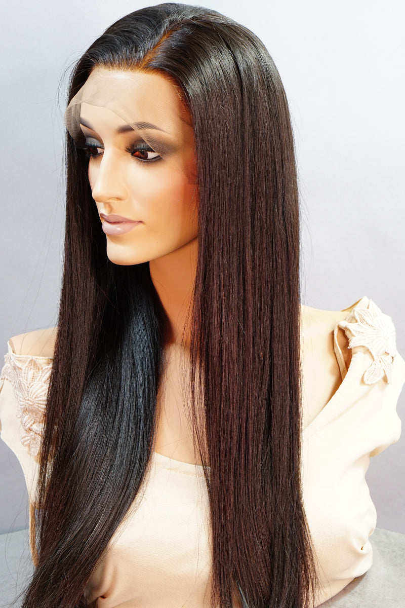 Amanda Full Lace Natural Hairline Wig - My Elegant Tresses - Good Quality Wigs