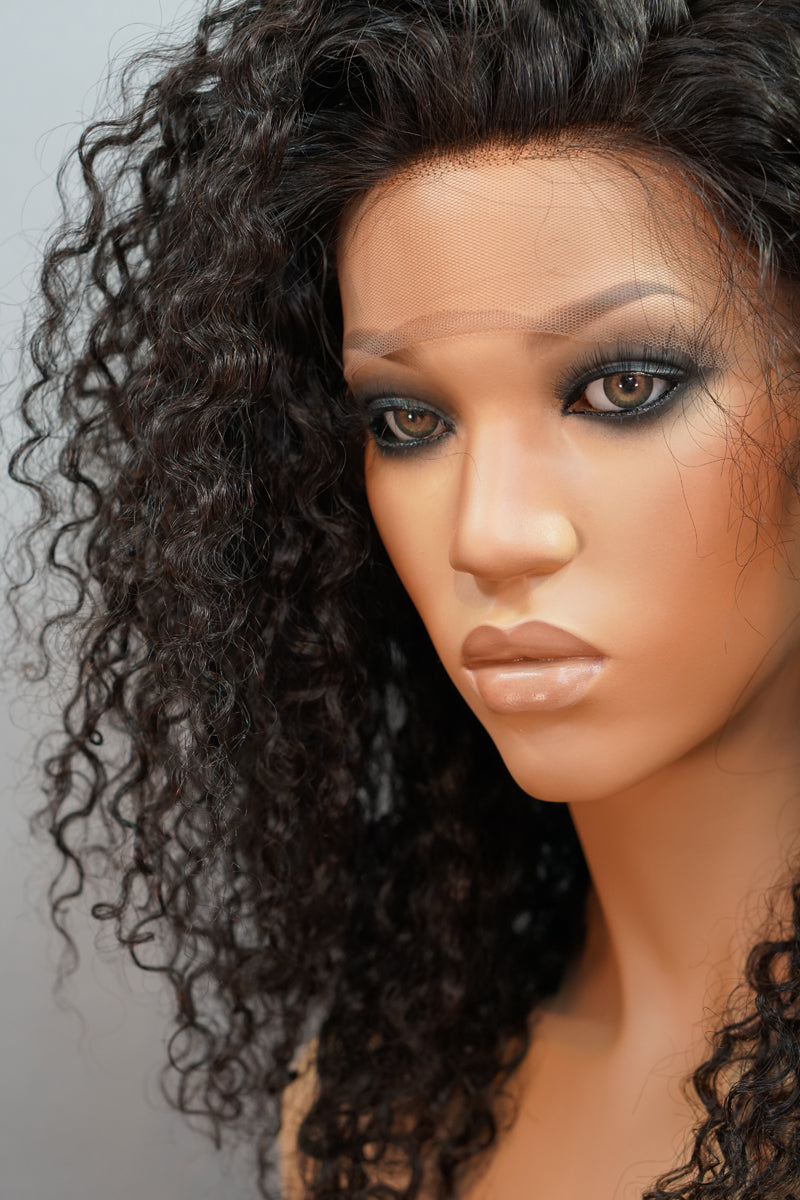 Allison Full Lace Wig - My Elegant Tresses - African American Full Lace Wigs