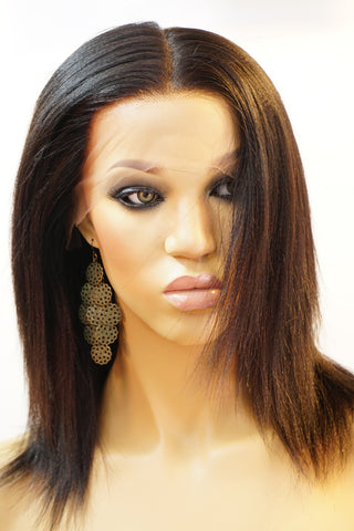 Joan Asian Yaki 360 Lace Frontal Wig