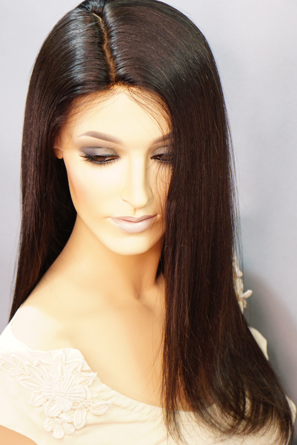 Ray Hand Tied Full Lace Wig