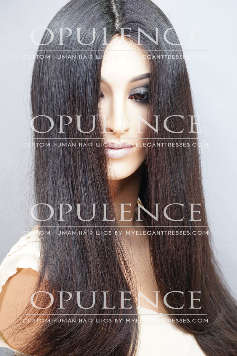 Vanessa Couture Hand Tied Wig - My Elegant Tresses - High End Lace Front | Custom Wig